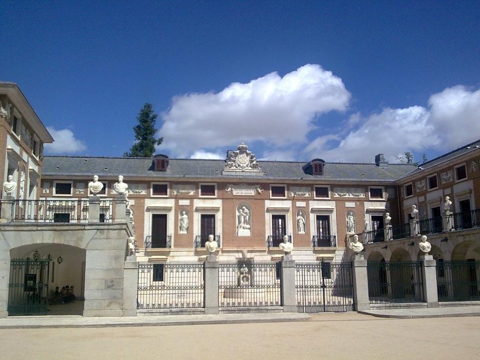 en aranjuez: